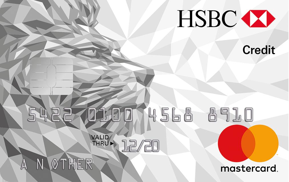 Mastercard Credit Card - HSBC MT
